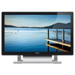 "Monitor LED VA DELL S2240T, 21.5"" Touch Screen, Full HD, negru-gri"