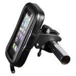 Suport bicicleta universal pentru smartphone PROMATE Ride-Safe, Black