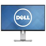 "Monitor LED IPS DELL UltraSharp U2417HWi, 23.8"", Full HD, Conectare Wireless, negru-gri"