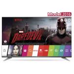 Televizor LED Smart Ultra HD, webOS 3.0, 124cm, LG 49UH7507