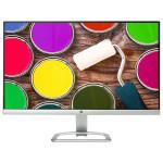 """Monitor LED IPS HP 24ea, 24"""", Full HD, argintiu-alb"""