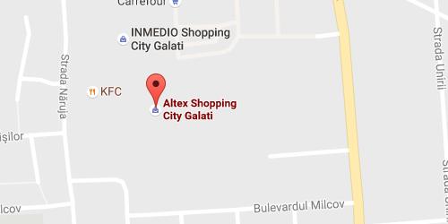 Altex Galati Shopping City