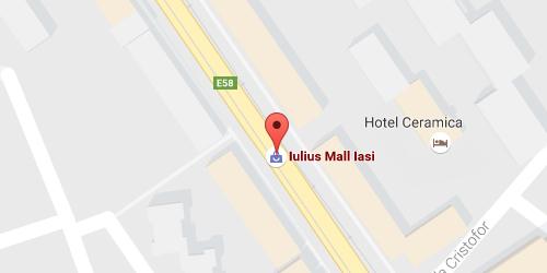 Altex Iasi Iulius Mall