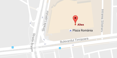 Altex Bucuresti Plaza Romania