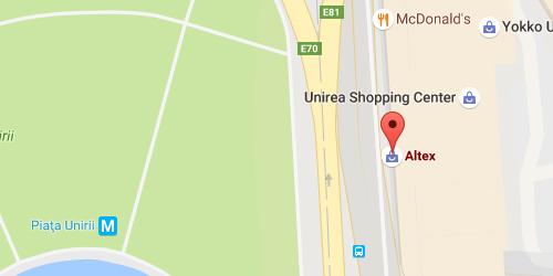 Altex Bucuresti Unirea Shopping Center