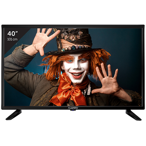 Televizor Led Full Hd Allview 40atc5000-f, 101cm, Negru