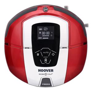 Aspirator Robot Hoover Rbc040/1 011, 0.5l, Senzori, Tehnologie Infra-rosu, Rosu