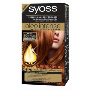 Vopsea De Par Syoss Color Oleo 9 60 Blond Nisipiu 115ml