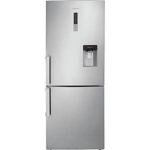 Combina Frigorifica Samsung Rl4363fbasl, No Frost, 432 L, H 185 Cm, Clasa A++, Dozator Apa, All-around Cooling, Argintiu