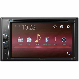 "Player Auto Pioneer Avh-g210bt, 6.2"", 4x50w, Dvd, Bluetooth, Usb"