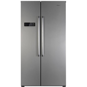 Side-by-side Candy Cxsn 172 Ixh, No Frost, 503 L, H 175 Cm, Clasa A+, Inox