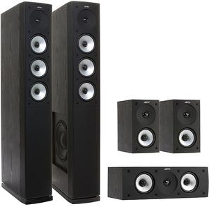 Boxe Audio 5.0 Jamo S 628 Hcs, Negru