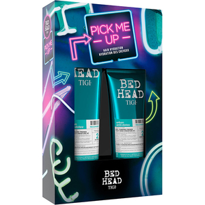Set cadou TIGI Bed Head Pick Me Up: Sampon, 250ml + Balsam, 200ml