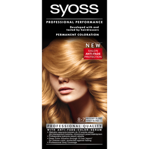 Vopsea De Par Syoss Color Oleo 6 80 Blond Aluna 115ml