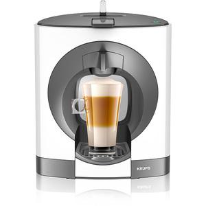Espressor KRUPS Nescafe Dolce Gusto Oblo KP1101, 0.8l, 1500W, alb