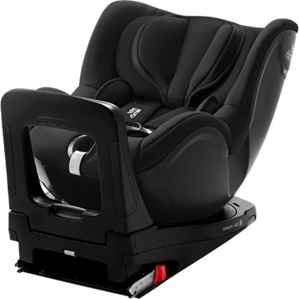 Scaun Auto Britax Romer Swingfix I-size, Isofix, Cosmos Black