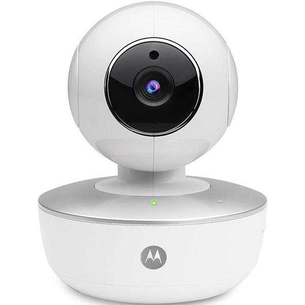 Camera De Supraveghere Pentru Interior Motorola Focus 88, 720p, Wi-fi, Vedere Nocturna, Alb