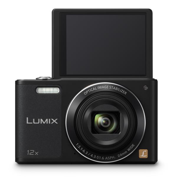 Camera Foto Digitala Panasonic Lumix Dmc-sz10k, 16mp, 12x, 3 Inch, Negru