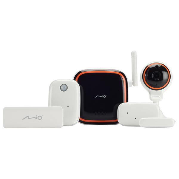 Smart Home Mio Essential Kit, Alb