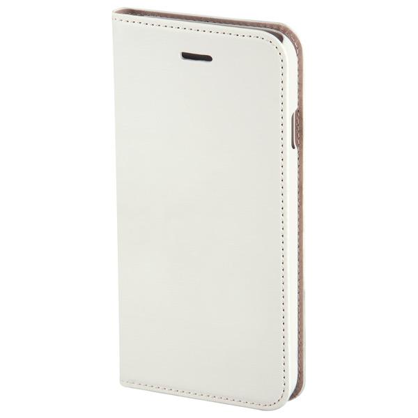 Husa Flip Cover pentru iPhone 6 HAMA Booklet Slim 135017 White