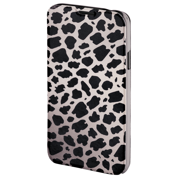 Husa Flip Cover pentru Samsung S5 Neo HAMA Wild Leo Booklet 137535 Grey
