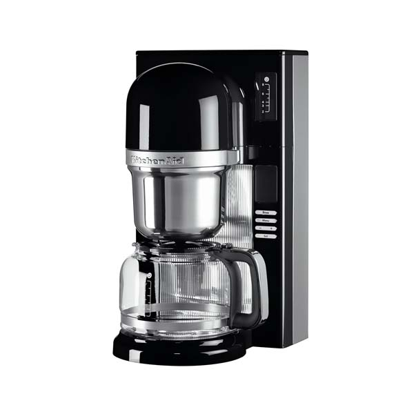 Cafetiera KITCHENAID 5KCM0802EOB 118l 1200W Onyx Black