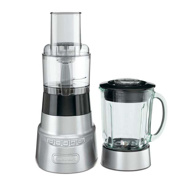 Blender Cuisinart Bfp603e, 1.25l, 600w, Argintiu
