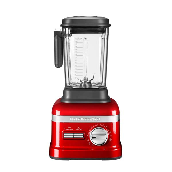 Blender Kitchenaid Artisan Power Plus 5ksb8270eca, 2.6l, 1800w, Candy Apple