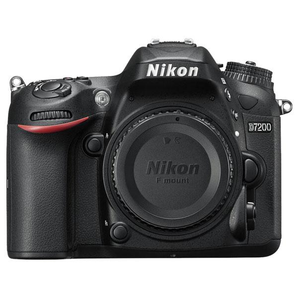 Camera foto DSLR NIKON D7200 Body
