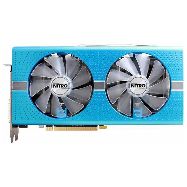 Placa Video Sapphire Amd Radeon Rx 580 Nitro+, 8gb Gddr5, 256bit, 11265-21-20g