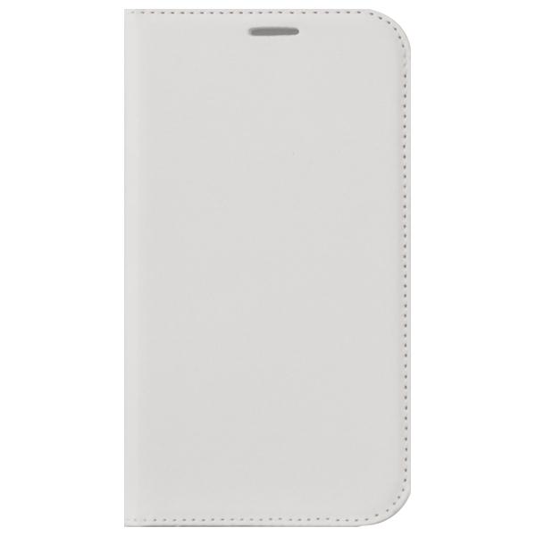 Husa Flip Cover tip portofel pentru Samsung Galaxy S3 HAMA Pocket Case 135207 White