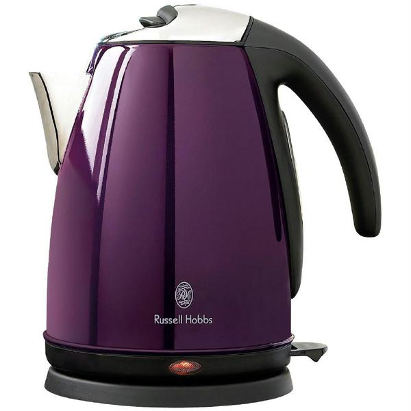 Fierbator de apa RUSSELL HOBBS Purple Passion cana termoizolanta 17l 2200W violet