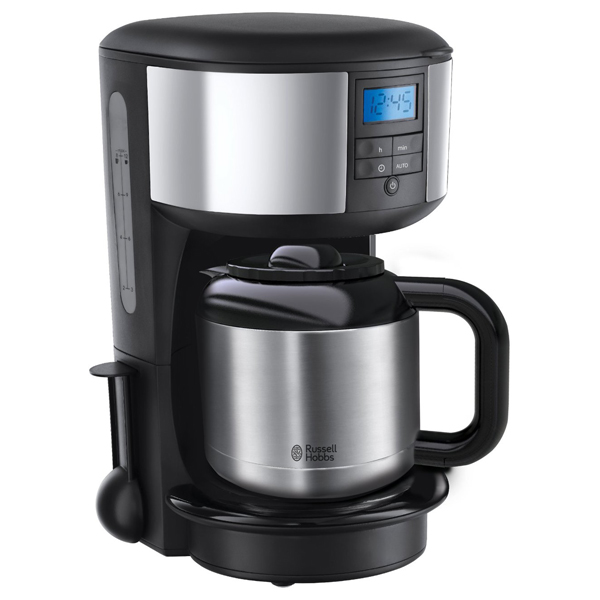 cafetiera russell hobbs chester 20670 56 1l 8 cesti 1000w inox. Black Bedroom Furniture Sets. Home Design Ideas