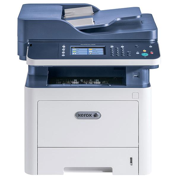Multifunctional Laser Monocrom Xerox Workcentre 3345, A4, Usb, Retea, Wi-fi