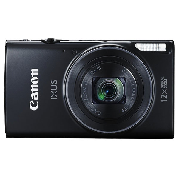 Camera foto digitala CANON IXUS 275 202Mp 12x 3 inch negru