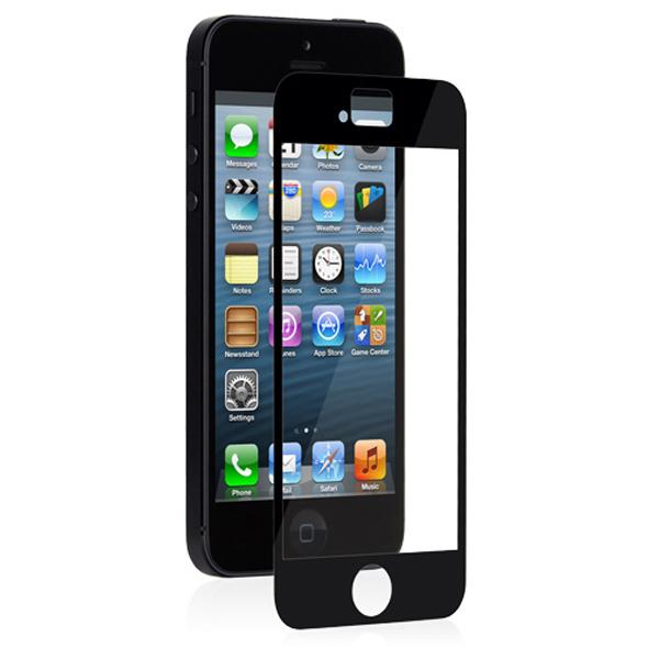 folie de protectie moshi xt pentru iphone 5 negru