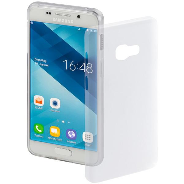 Carcasa din silicon pentru Samsung A5 2017 HAMA 178741 White