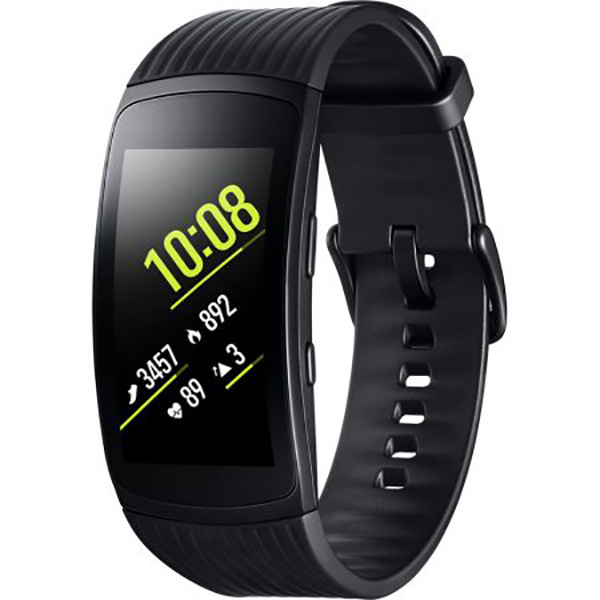 Bratara Fitness Samsung Gear Fit 2 Pro, Large, Black