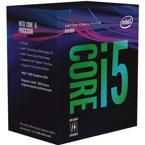 Procesor Intel Core I5-8600 3.1/4.3ghz, 9mb, Bx80684i58600