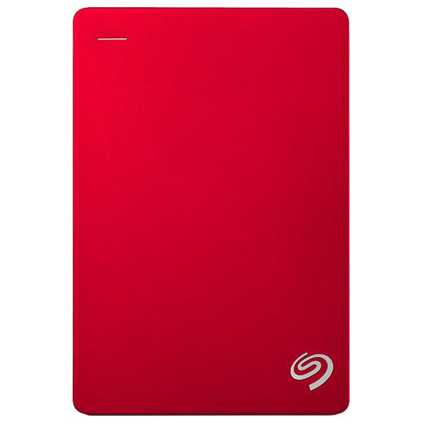 Hard Disk Drive Portabil Seagate Backup Plus Stdr5000203, 5tb, Usb 3.0, Rosu