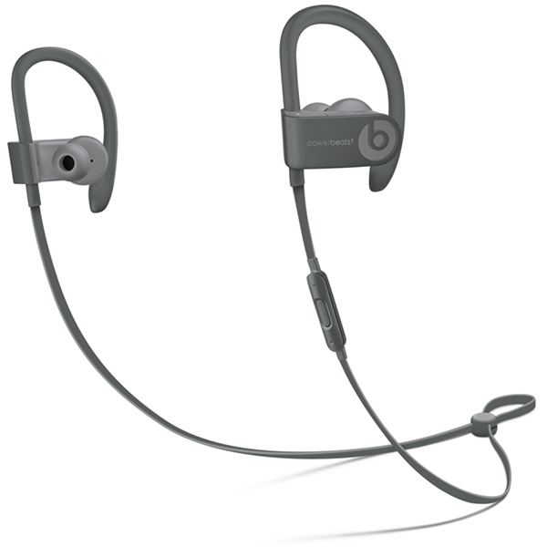 Casti In-ear Beats Powerbeats 3, Bluetooth, Asphalt Gray