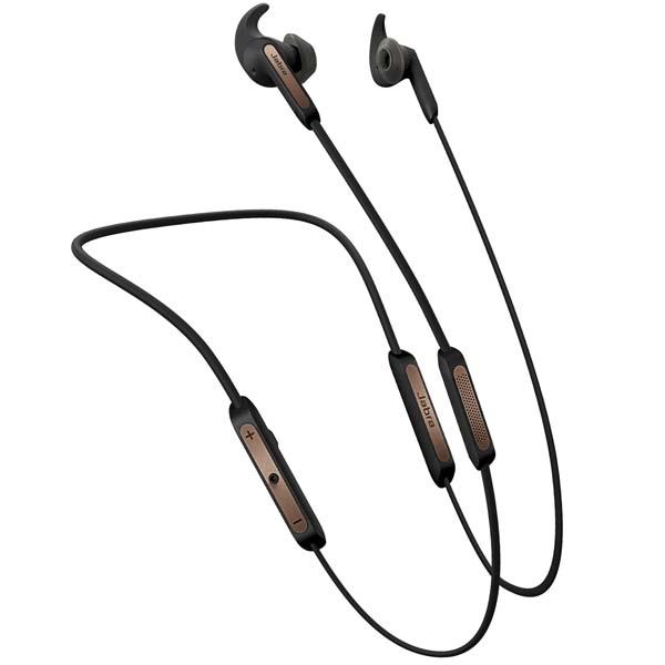 Casti In Ear Bluetooth Jabra Elite 45e Bluetooth, Negru/auriu