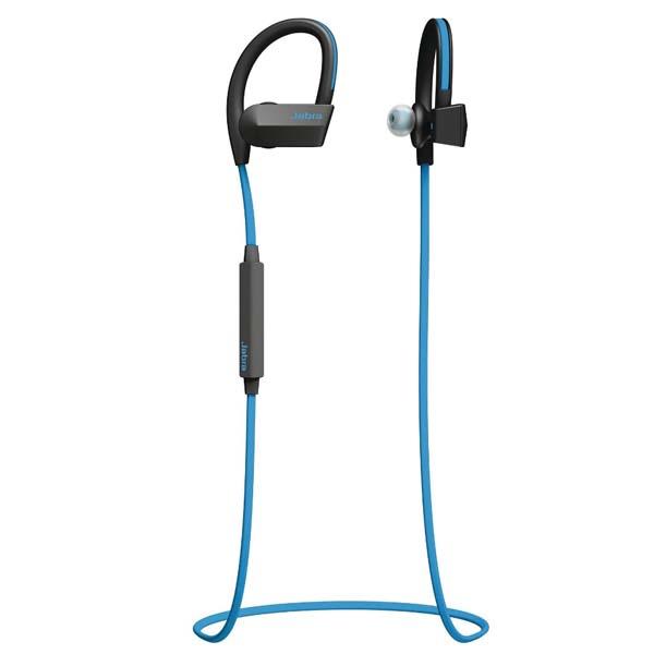 Casti In Ear Bluetooth Jabra Sport Pace, Negru/albastru