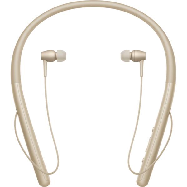 Casti In-ear Cu Microfon Sony Wih700n, Hi-res, Bluetooth, Nfc, Wireless, Auriu