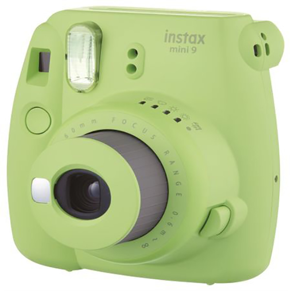 Camera Foto Instant Fuji Instax Mini9, Lime Green