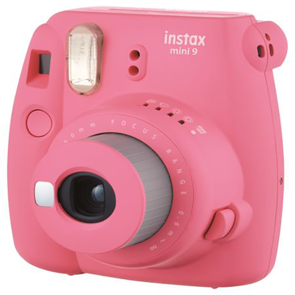 Camera Foto Instant Fuji Instax Mini9, Flamingo Pink