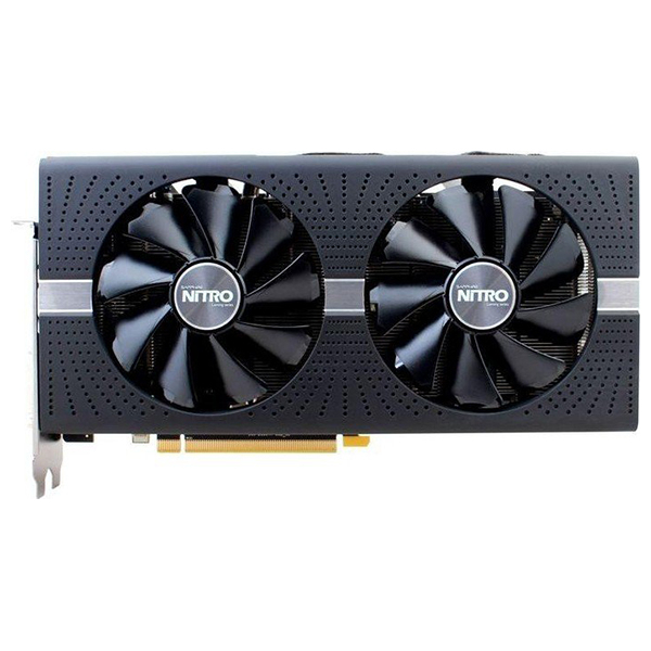 Placa Video Sapphire Amd Radeon Rx 580 Nitro+, 4gb Gddr5, 256bit, 11265-31-20g