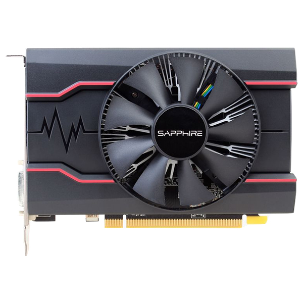 Placa Video Sapphire Amd Radeon Rx 550 Pulse, 4gb Gddr5, 128bit, 11268-15-20g