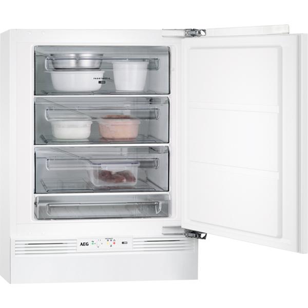 Congelator Aeg Abb68211af, 95 L, 81.5 Cm, A+, Alb