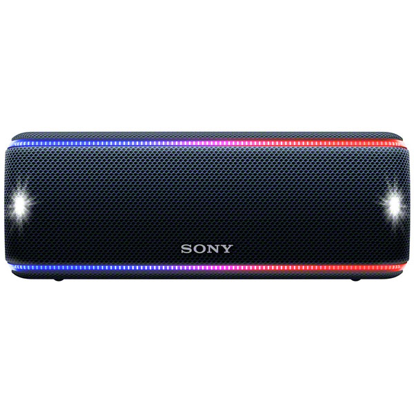 Boxa Portabila Sony Srs-xb31b, Extra Bass, Bluetooth, Nfc, Wireless, Party Booster, Wireless Party Chain, Live Sound, Waterproof, Negru